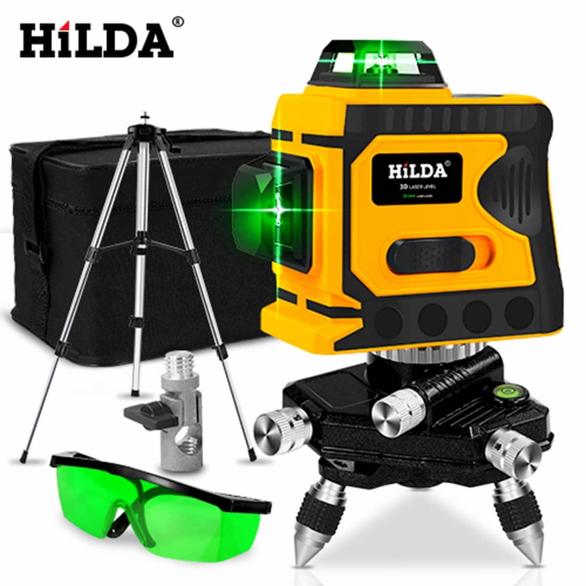 скидки на электроинструмент HILDA