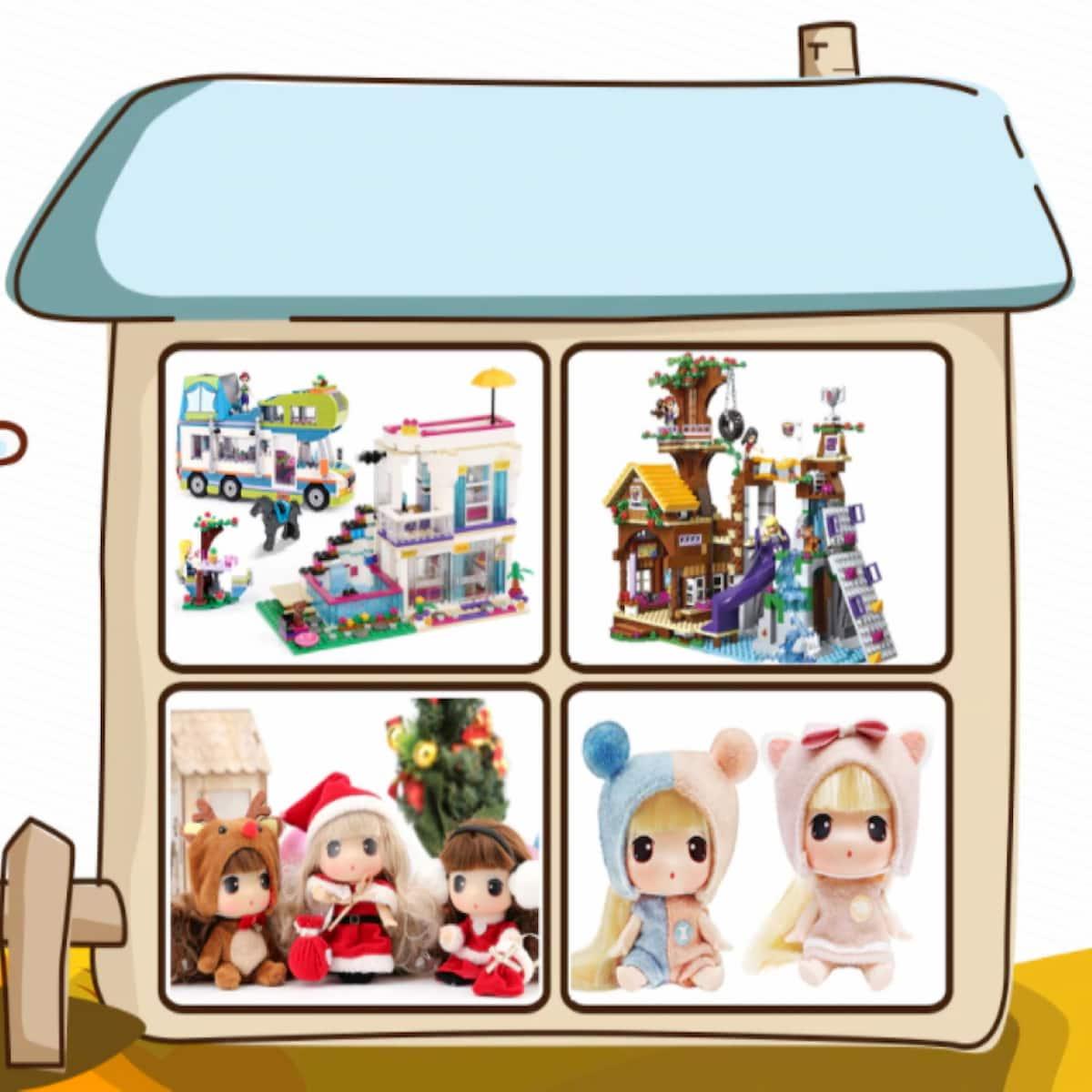 Скидки на игрушки на Алиэкспресс: Новинки для малышей