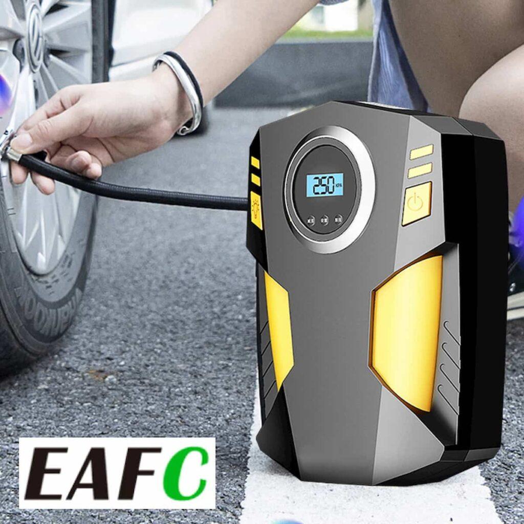 EAFC: автотовары и аксессуары для путешествий