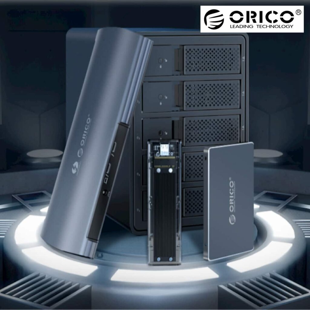 ORICO: USB зарядка, хранение и передача данных