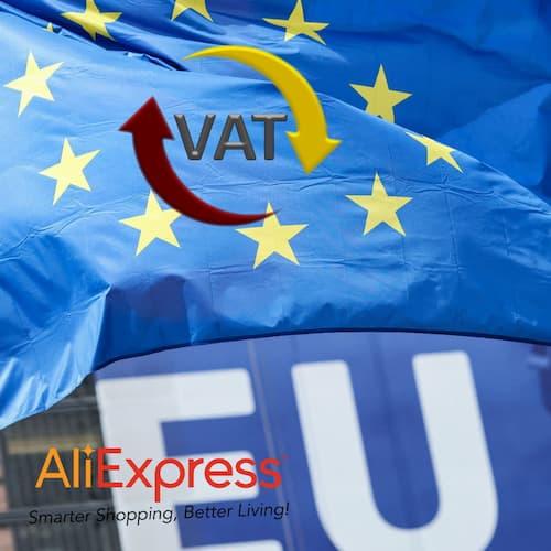 VAT on AliExpress